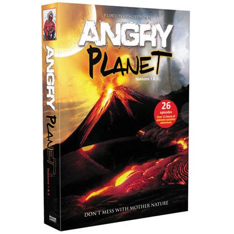Angry Planet: Seasons 1 and 2