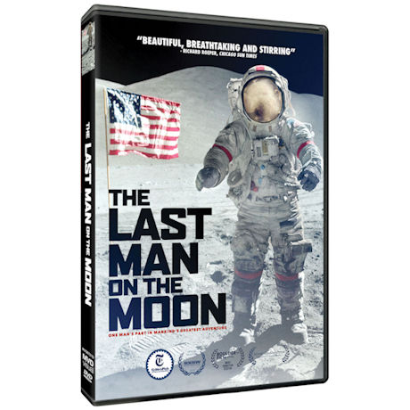 The Last Man on the Moon DVD