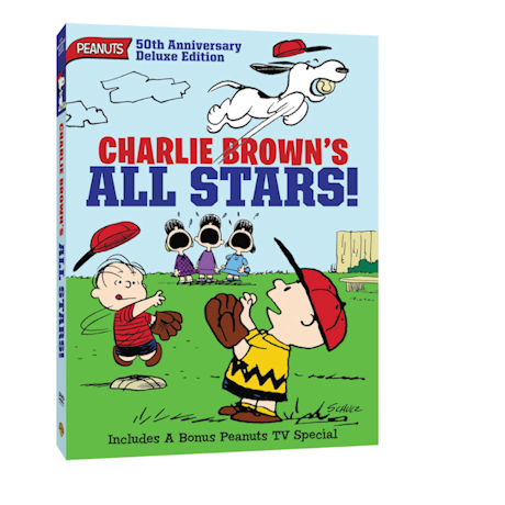 Charlie Brown's All-Stars 50th Anniversary Deluxe Edition