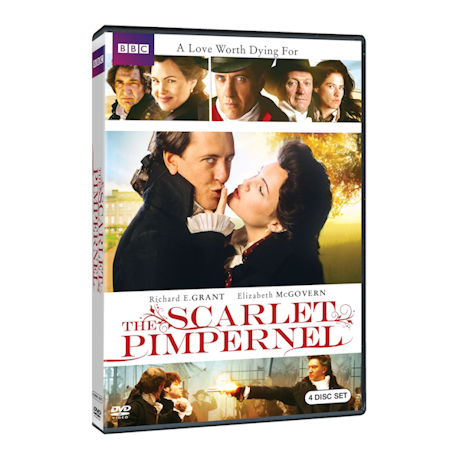 The Scarlet Pimpernel - The Complete Series DVD