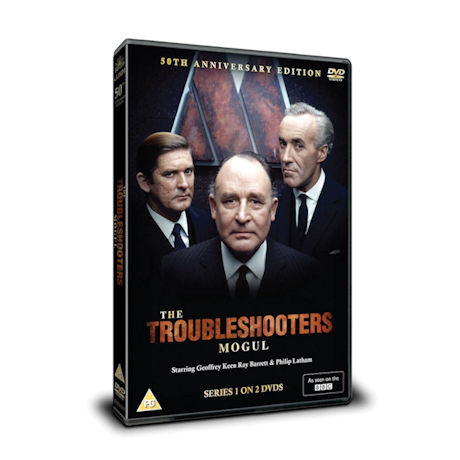 The Troubleshooters Mogul: Series 1 DVD