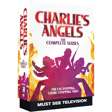 Charlie's Angels: The Complete Series DVD