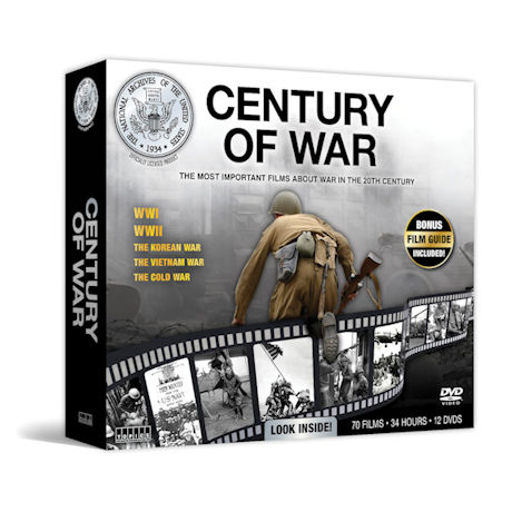 Century of War DVD