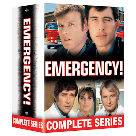Emergency! The Complete Series DVD