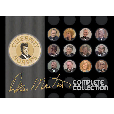 Dean Martin Celebrity Roasts: Deluxe Collection DVD
