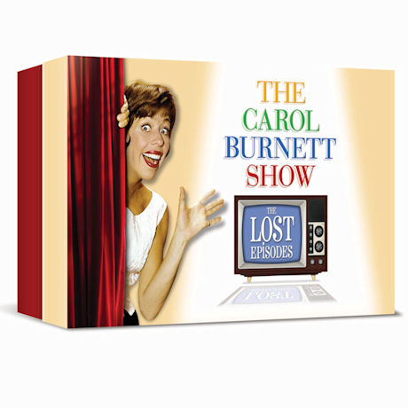 The Carol Burnett Show: The Lost Episodes Ultimate Collection DVD