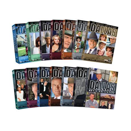 Dallas: The Complete Collection