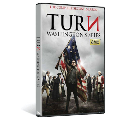 TURN: Washington's Spies: The Complete Second Season Set DVD