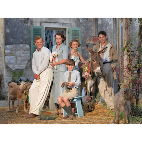 The Durrells in Corfu: The Complete First Season DVD & Blu-ray