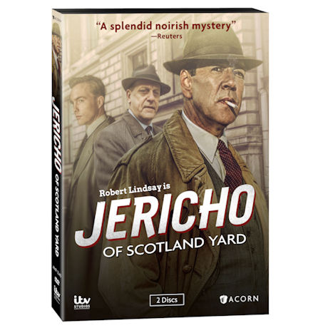 Jericho of Scotland Yard