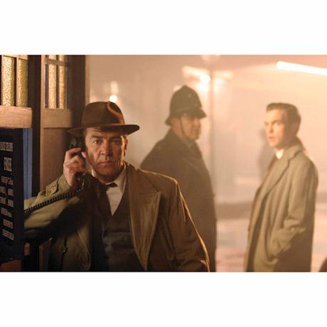 Jericho of Scotland Yard