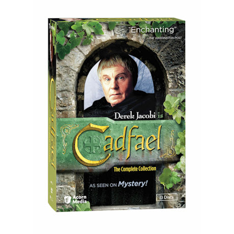 Cadfael: The Complete Collection DVD