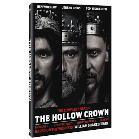The Hollow Crown: The Complete Series DVD