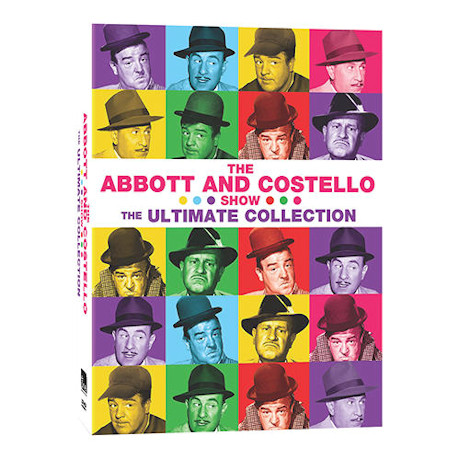 The Abbott & Costello Show: The Ultimate Collection S/9 DVD