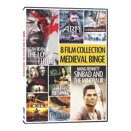 Medieval Binge: 8 Movies S/2 DVD