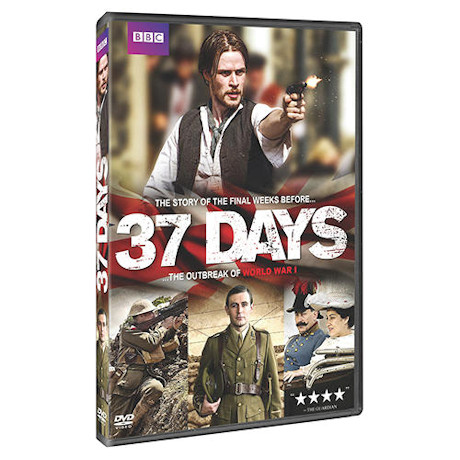 37 Days DVD