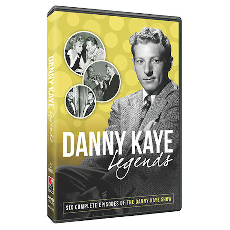 Danny Kaye: Legends DVD