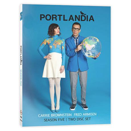 Portlandia: Season 5 S/2 DVD