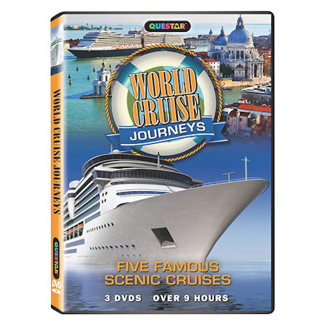 World Cruise Journeys DVD