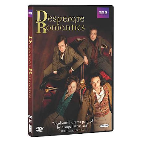 Desperate Romantics S/2 DVD