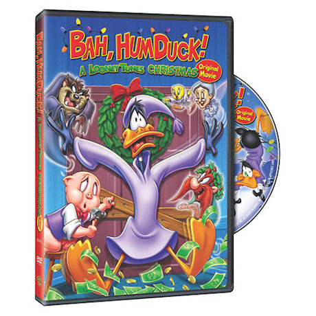Bah, Humduck! A Looney Tunes Christmas DVD