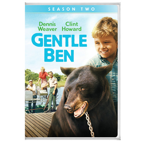 Gentle Ben: Season 2 S/4 DVD
