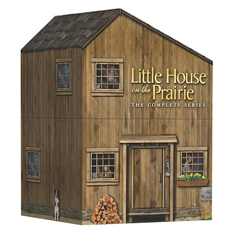 Little House on the Prairie: The Complete Series S/48 DVD
