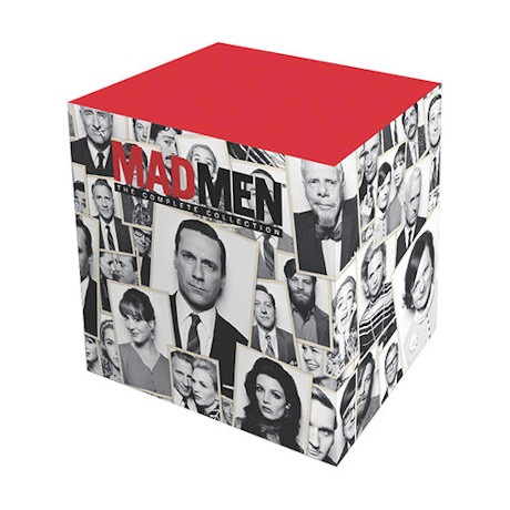 Mad Men: The Complete Series DVD
