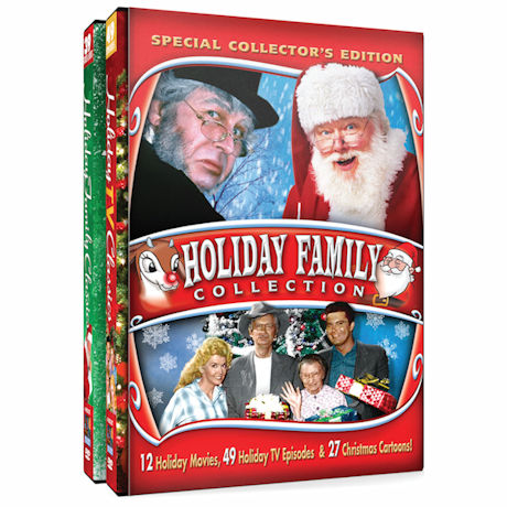 Holiday Family Collection DVD