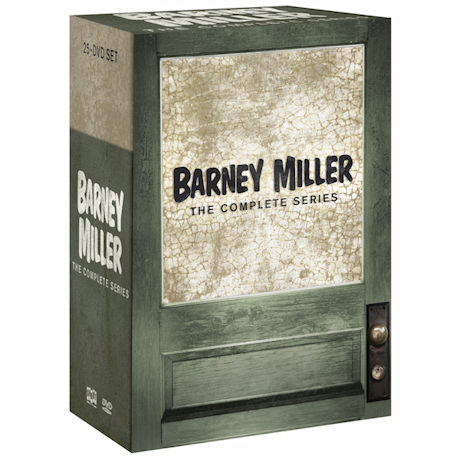 Barney Miller: The Complete Series Set DVD