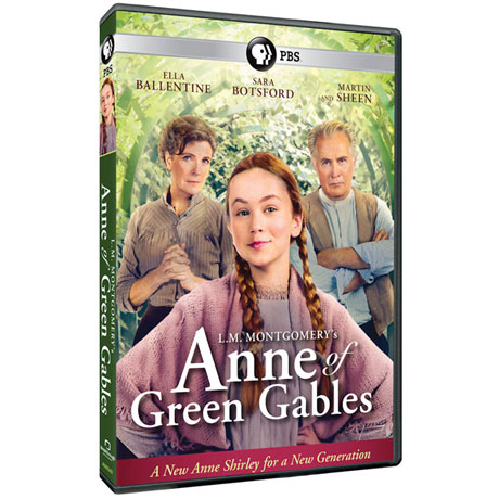 L.M. Mongtomery's Anne of Green Gables