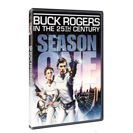Buck Rogers in the 25th Century: Season One DVD
