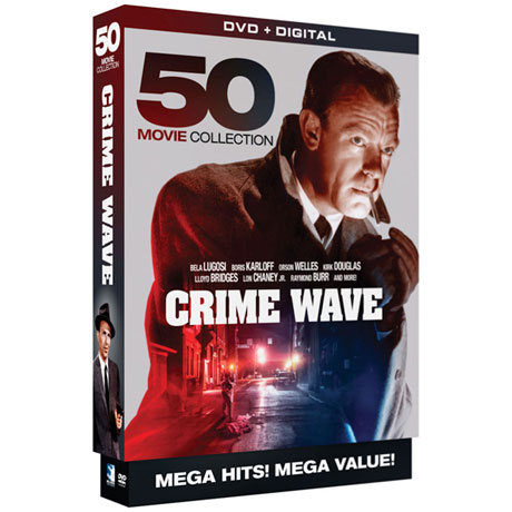 Crime Wave: 50 Movie Collection