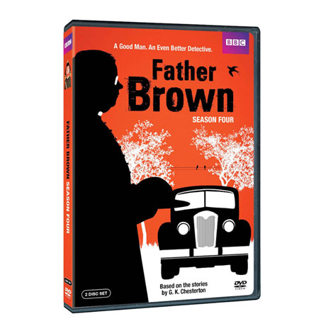 Father Brown: Season Four DVD