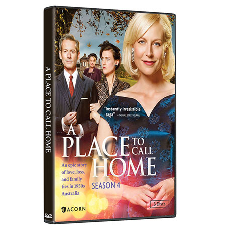 A Place to Call Home: Season 4 DVD