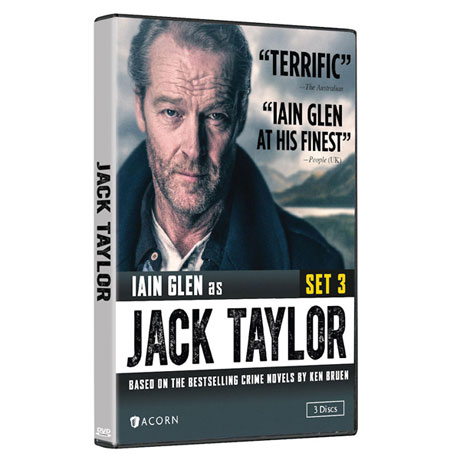 Jack Taylor: Set 3 DVD