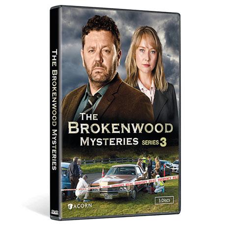 Brokenwood Mysteries Series 3 DVD & Blu-ray