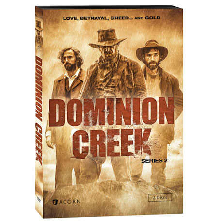 PRE-ORDER Dominion Creek: Series 2
