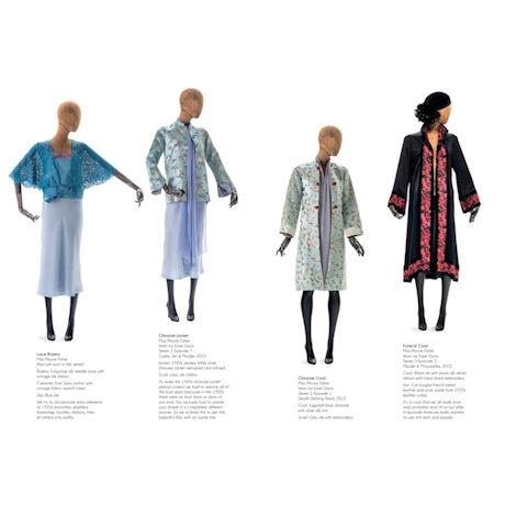 Miss Fisher's Costume Exhibit Catalog
