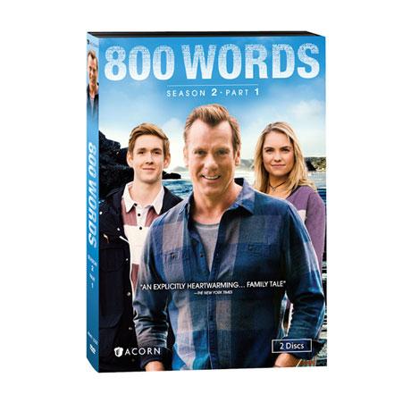800 Words: Season 2, Part 1
