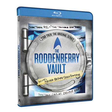 Star Trek: The Original Series: The Roddenberry Vault Blu-ray