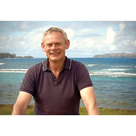 Martin Clunes: Islands of Australia DVD