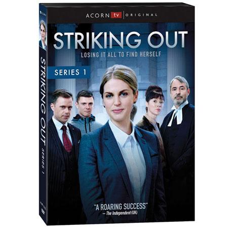 Striking Out: Series 1 DVD