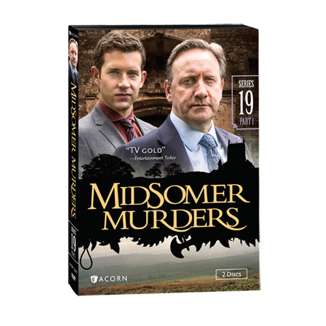 Midsomer Murders Series 19 part 1