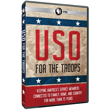 USO: For the Troops