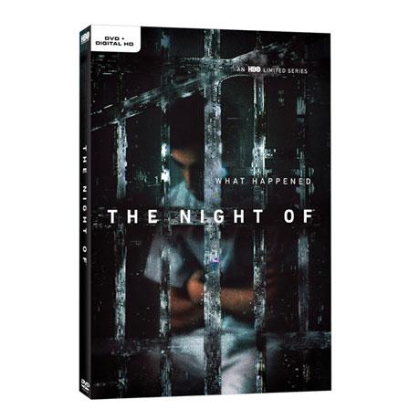 The Night Of DVD