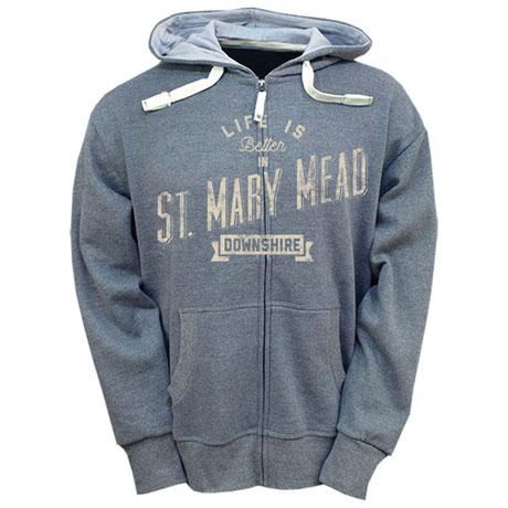 St Mary Mead Zipper Hoodie
