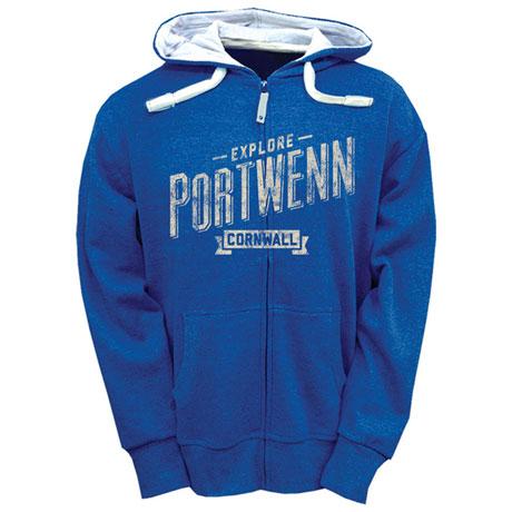 Portwenn Zipper Hoodie