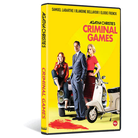 Criminal Games - Agatha Christie
