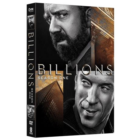 Billions: Season One DVD